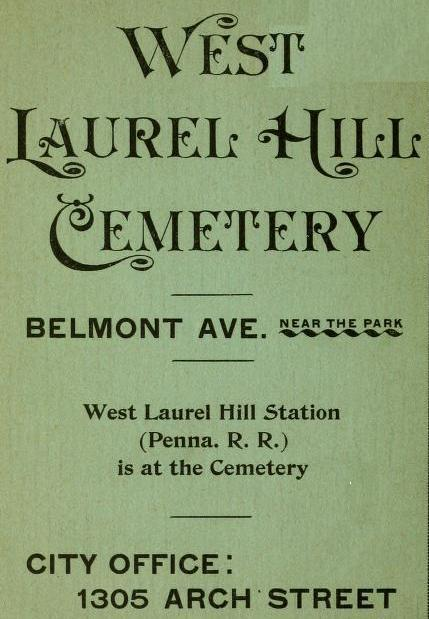 West Laurel Hill Ce 1898 GOPSILLS ST GUIDE_0090