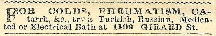 Medicated+electrical baths 1109 Gir MORNING POST 3 Jan 1871