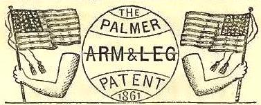 Palmer's Patent Limbs