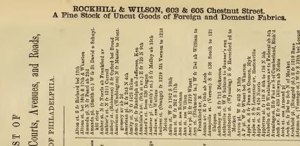 TTTT Rockhill+Wilson fabrics UNIFORMS 603 05 Chs 1867