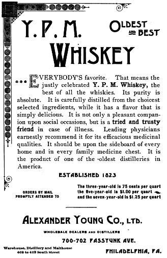 REPORTER'S NOSEGAY, 1896
